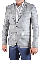 Пиджак мужской Batista 7з 50/182 серый