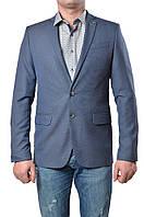 Пиджак мужской классический Vels 708/6з (Р59/1) 56/176 синий