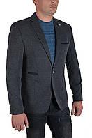 Пиджак мужской Club JU 230-01 52 серый