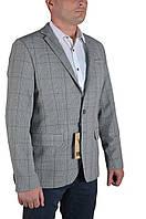 Пиджак мужской классический Vels 61699 52/170 серый