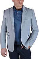 Пиджак мужской Club JU 222 52 светло серый