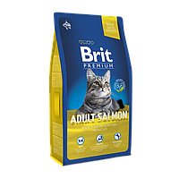 Корм Brit Premium Cat Adult Salmon