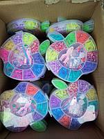 наборы для плетения браслетов из резиночек 600шт, фото 1