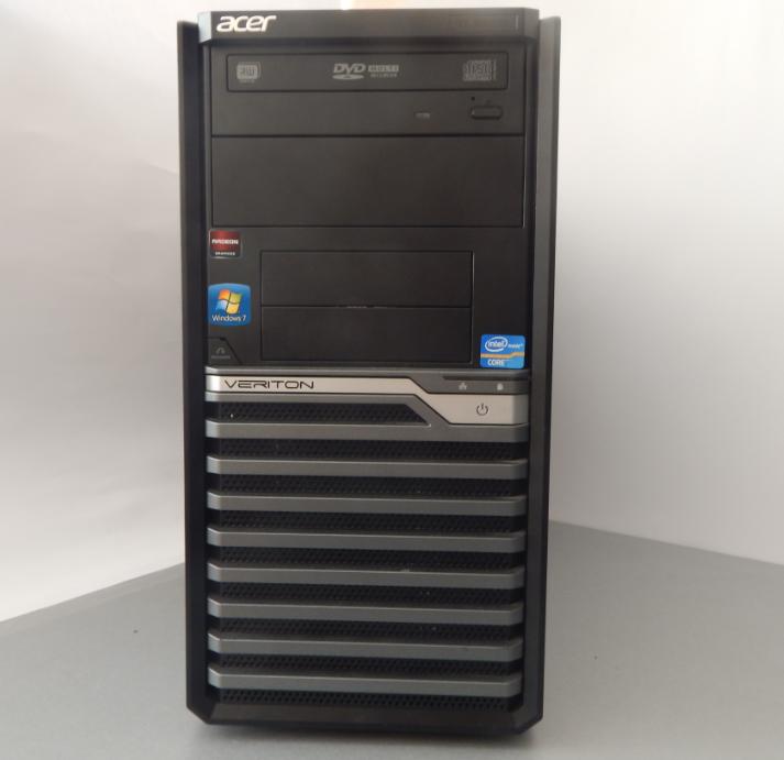 Системный блок Acer Veriton M4620G Intel Core i3-2130 ОЗУ 8 ГБ HDD 500  HD Radeon