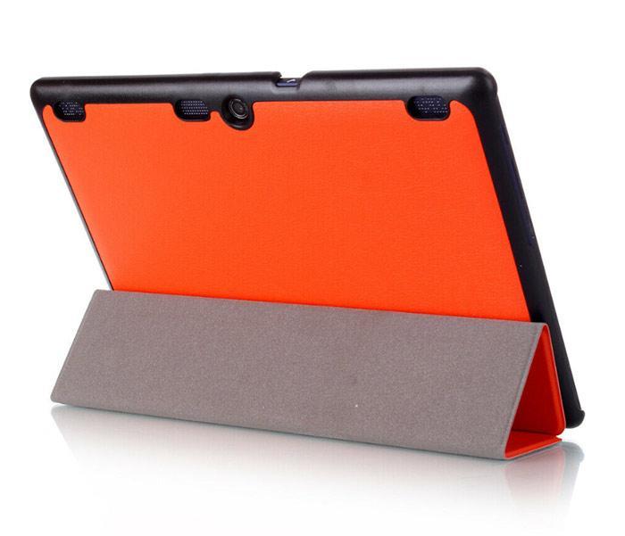 """Чехол для планшета Lenovo Tab 3 Plus X70 10.1""""  Slim - Orange"""