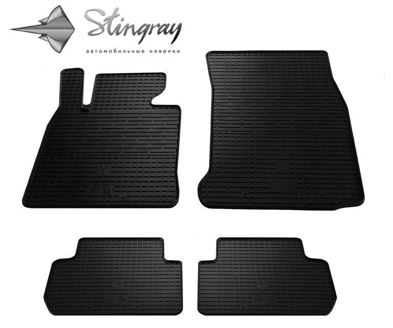 Автомобільні килимки BMW 3 (E46) 1998 - Stingray