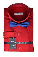 Рубашка VELS 31 кл. (бабочка) 2XL красный