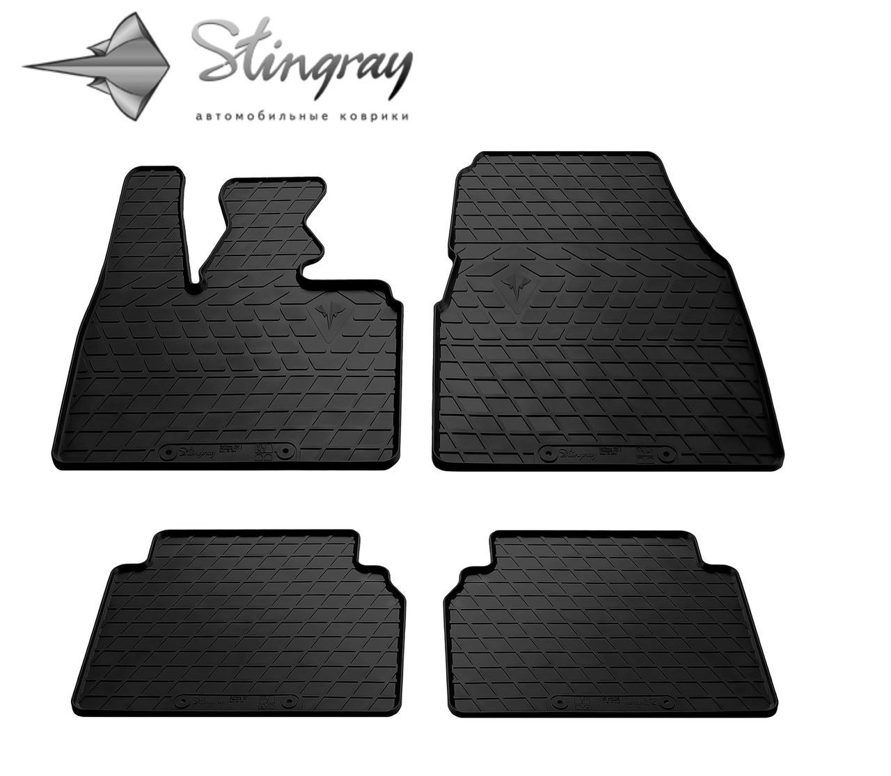 Автомобильные коврики BMW i3 (I01) 2013- Stingray
