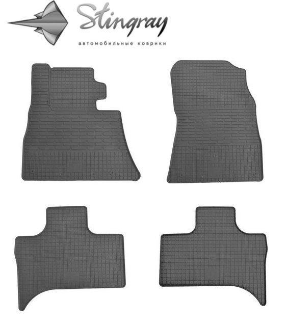 Автомобильные коврики BMW X5 (E53) 1999- Stingray