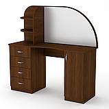 """Трюмо """"6"""" для спальни с зеркалом и выдвижными ящиками, фото 5"""