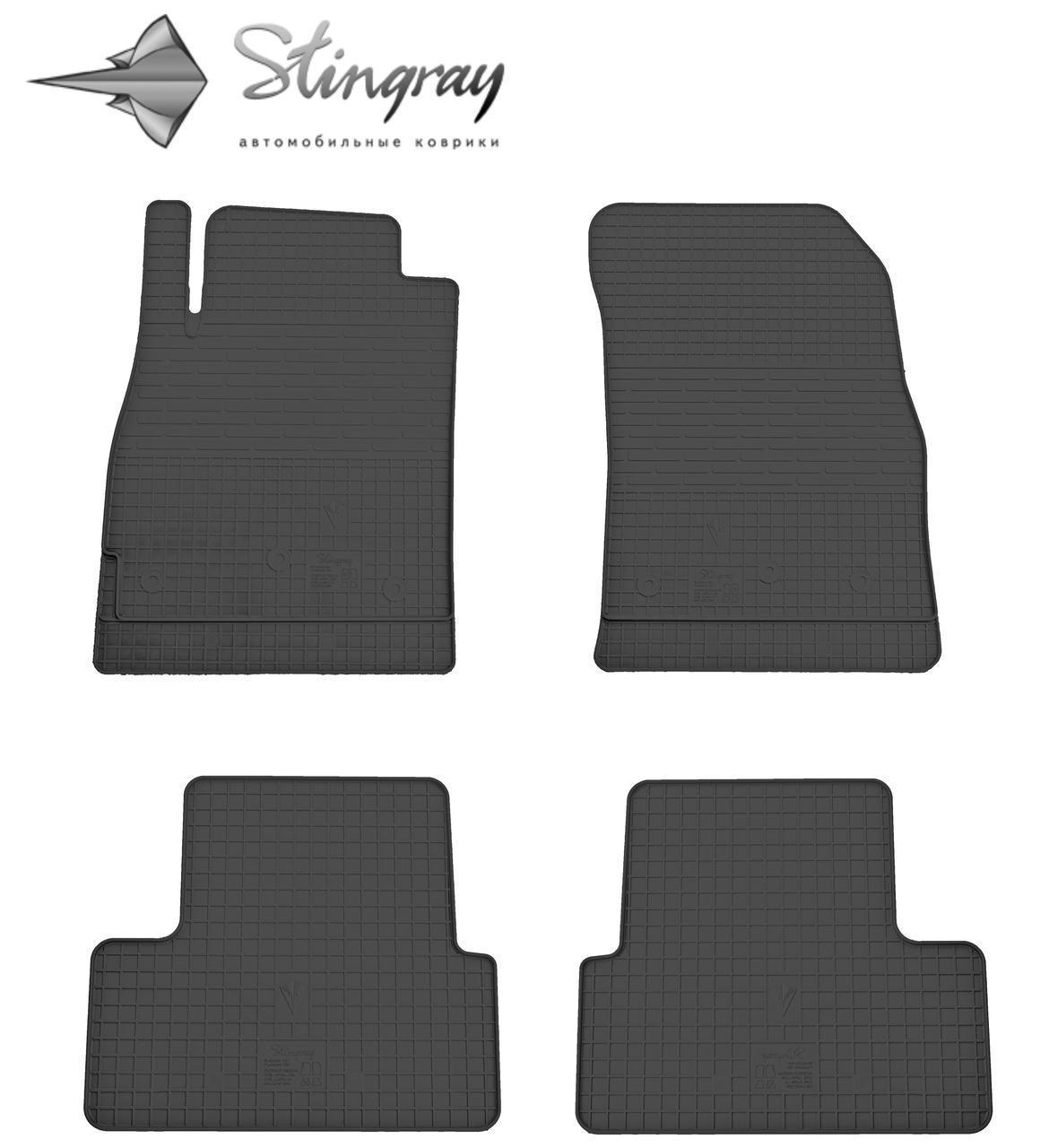 Автомобільні килимки для Chevrolet Cruze 2009 - Stingray