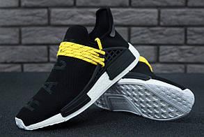 Чоловічі Кросівки Adidas Human Race Black