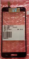 LG L90 D405 D415 сенсорний екран, тачскрін чорний