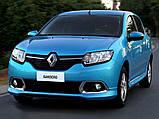 Килимки автомобільні на Dacia, Renault Sandero 2013 - Stingray, фото 10