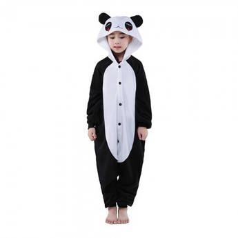 Кигуруми детский Панда 120