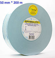 Плоские рулоны для стерилизации 50 мм*200 м Optimality (пар / формальдегид)