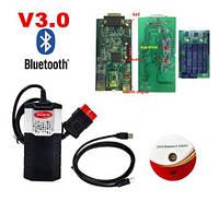Автосканер Delphi DS150E V3.0  OBD2 NEK реле Bluetooth сканер диагностики авто мультимарочный