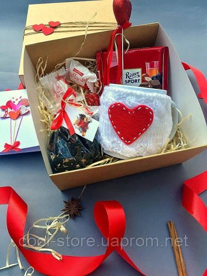 Подарочный набор Кохання