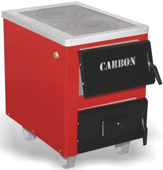 """Котел твердопаливний Карбон """"Carbon"""" КСТО-17,5"""
