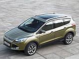 Килимок багажника Ford Kuga 2013 - Stingray, фото 2