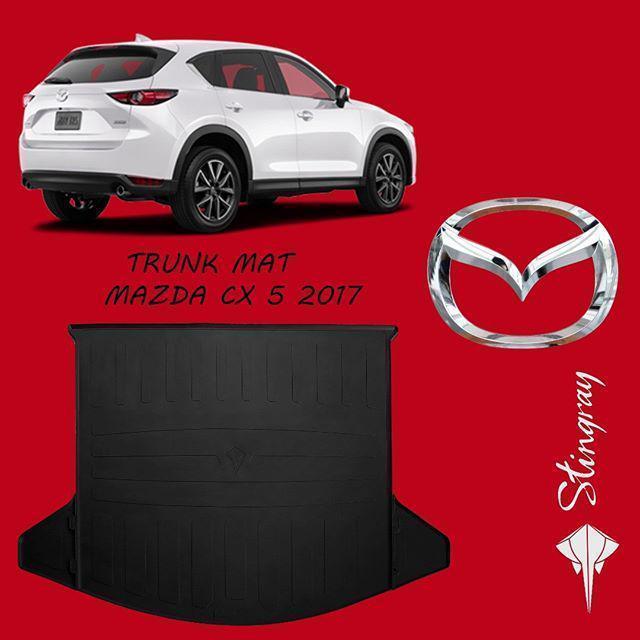 Килимок багажника Mazda CX-5 2017 - 3m Stingray