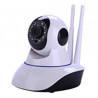 Беспроводная Ip камера видеонаблюдения WI FI, фото 1