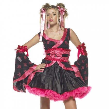 Карнавальный костюм Пиратка Секси