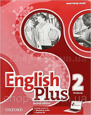 English Plus Second Edition Level 2 Workbook with access to Practice Kit / Рабочая тетрадь, фото 2