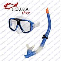 Набор для дайвинга (маска+трубка) Intex OCEANIC 55948