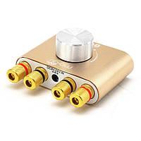 Аудио усилитель TPA3116D2 2x50Вт, Bluetooth 4.0 + EDR, USB звуковая карта, AUX. Блок питания 12В, 5А