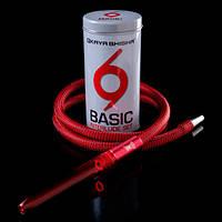 Шланг Kaya Basic Interlude Acryl & Tin Can - Red, фото 1