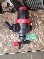 Фильтр всасывающий на 32 коленях с запорным  клапаном с пропускной способностью 120 л/м