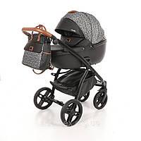 Детская универсальная коляска 2 в 1 Tako Viva 03 черный