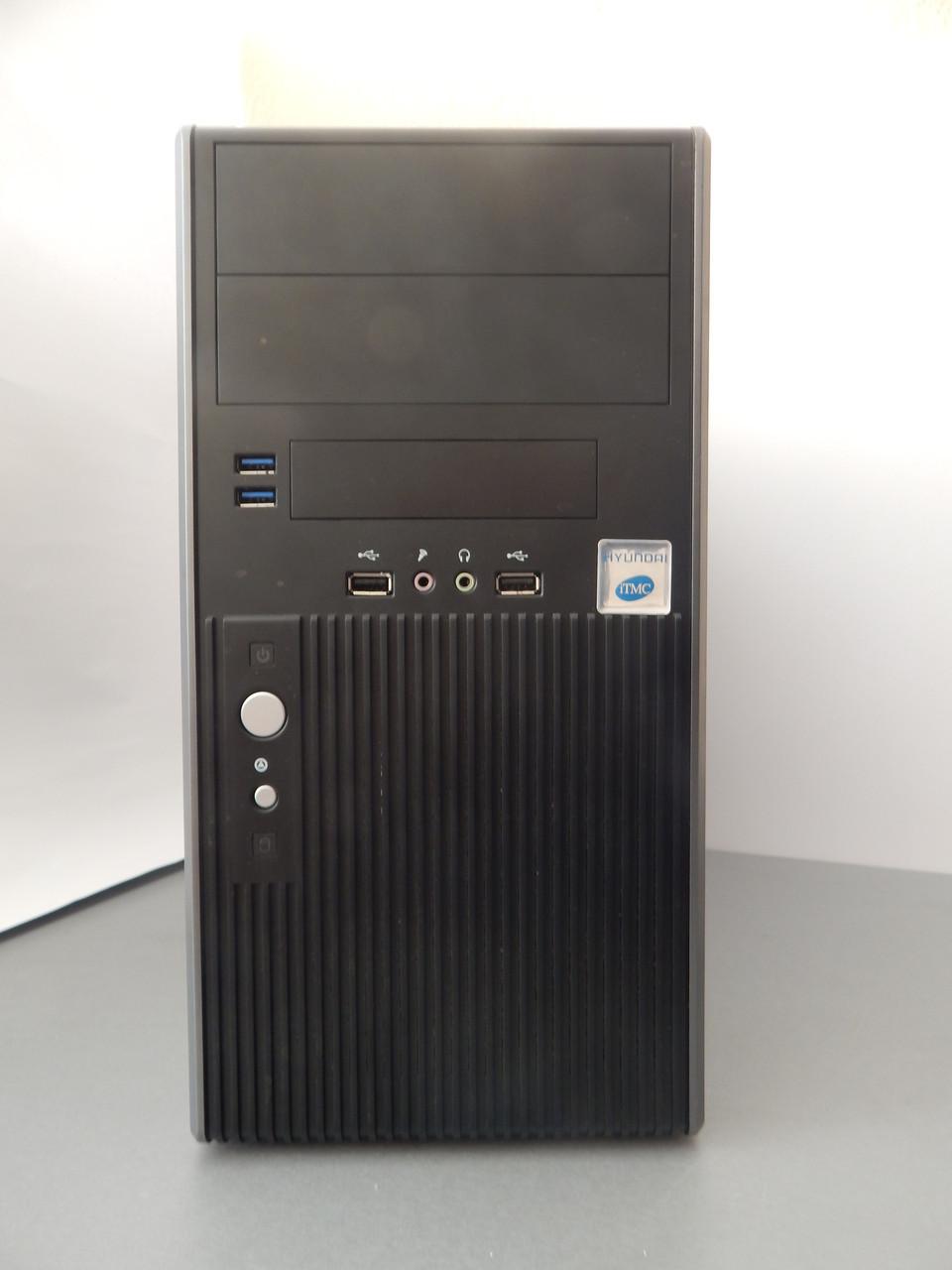 Стандартный системный блок Intel G3220 soket 1150 ОЗУ 8 ГБ 500 ГБ