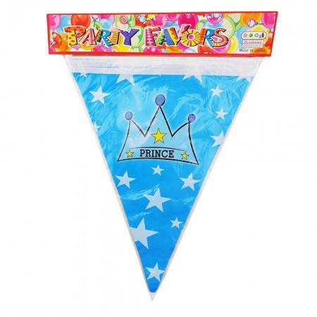 Гирлянда флажки Принц, фото 2