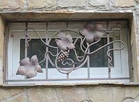 Кованые решетки на окна РШБ-06 от ПДК Бастион