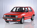 Ворсовые коврики Volkswagen Golf II 1983- VIP ЛЮКС АВТО-ВОРС, фото 10