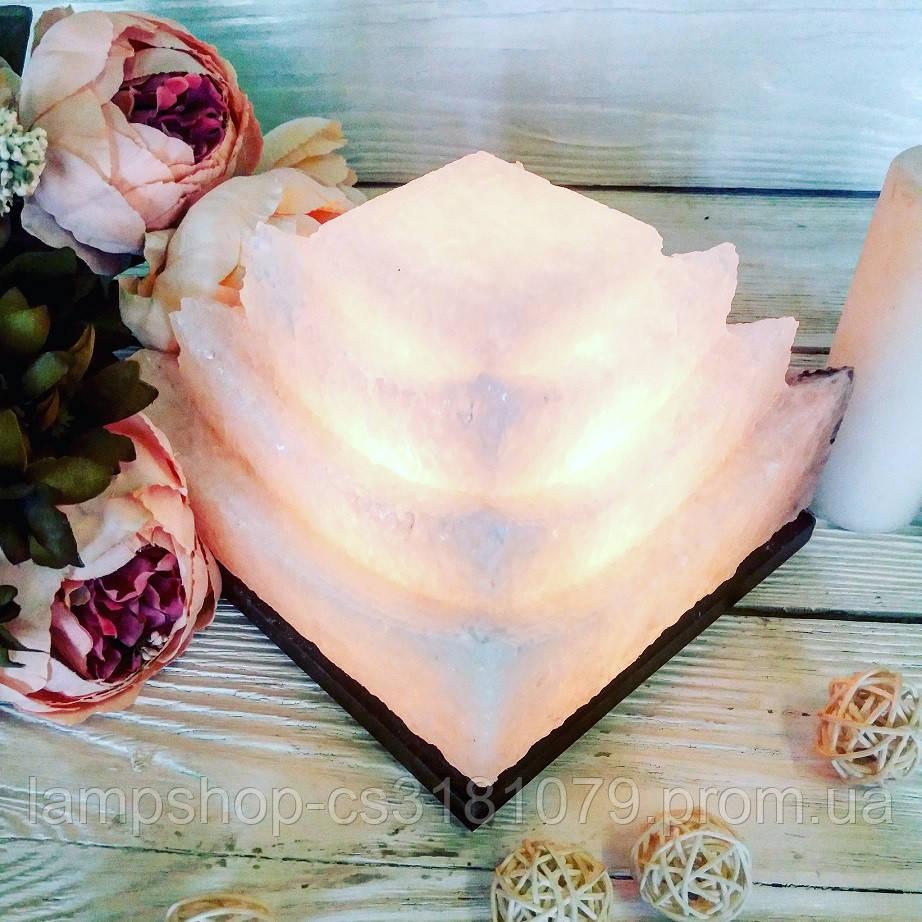 Соляная лампа «Домик китайский» 3-4кг