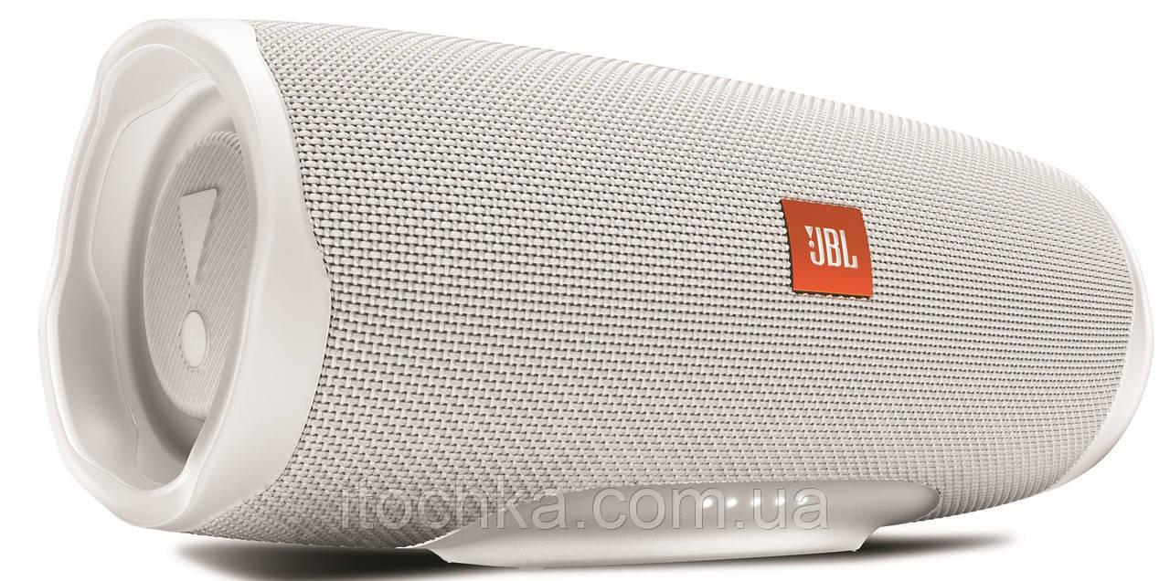 Акустична система JBL Charge 4 White