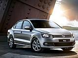 Ворсовые коврики Volkswagen Polo Sedan 2010- VIP ЛЮКС АВТО-ВОРС, фото 10