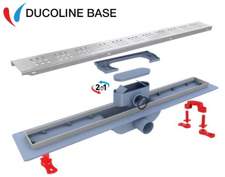 Трап для душа Valtemo Ducoline Base 80 см
