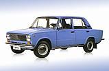 Гумові килимки ВАЗ 21013 1977-1988 ЗРТИ Харків, фото 3