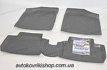 Резиновые коврики ВАЗ 2115 1997-2012 ЗРТИ Харьков