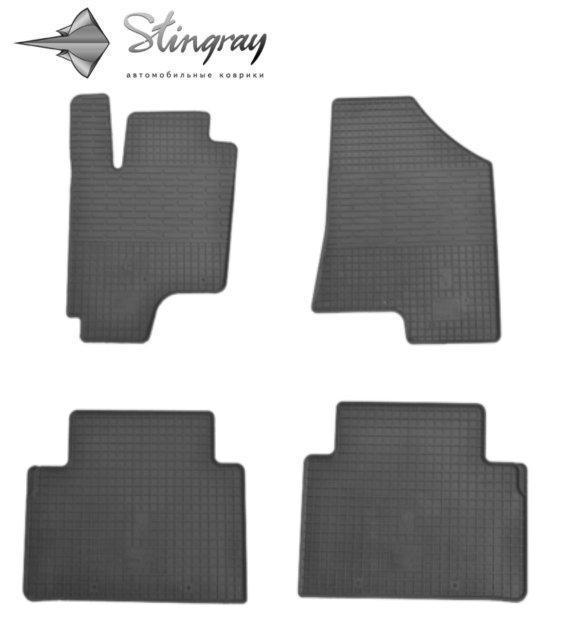 Автомобільні килимки Kia Sportage 2010 - Stingray