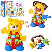 Обучающая игрушка, сенсорная музыка, звуки, 2 вида, 855-13A