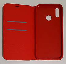 Чехол книжка Southking для Huawei P Smart PLUS red, фото 2