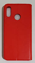Чехол книжка Southking для Huawei P Smart PLUS red, фото 3