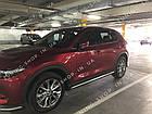 Рейлинги на крышу Mazda CX-5 2017-2019, фото 5