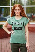 """Стильная футболка """" Angel """" Dress Code, фото 1"""