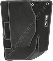 Ворсовые коврики Hyundai Getz (TB) 2002-2009 CIAC GRAN